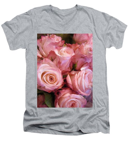 Fragrance Men's V-Neck T-Shirt