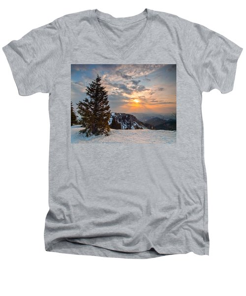 Fresh Morning Men's V-Neck T-Shirt