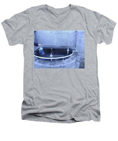 Fresh Water Men's V-Neck T-Shirt