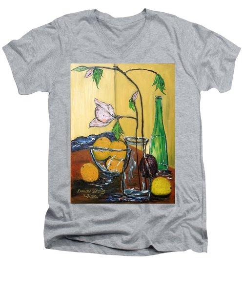 Freshly Done Men's V-Neck T-Shirt