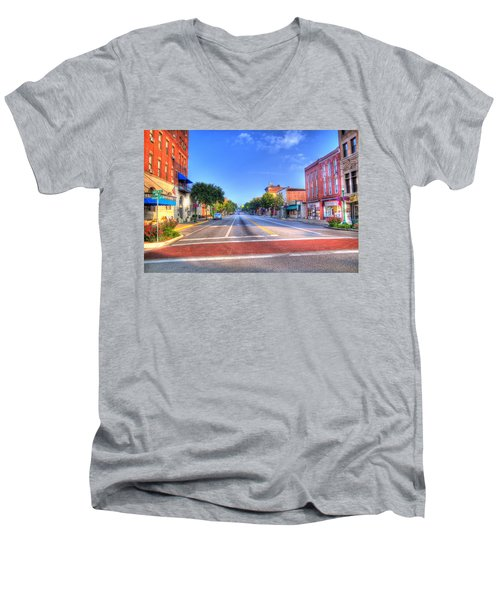 Front Street Marietta Men's V-Neck T-Shirt