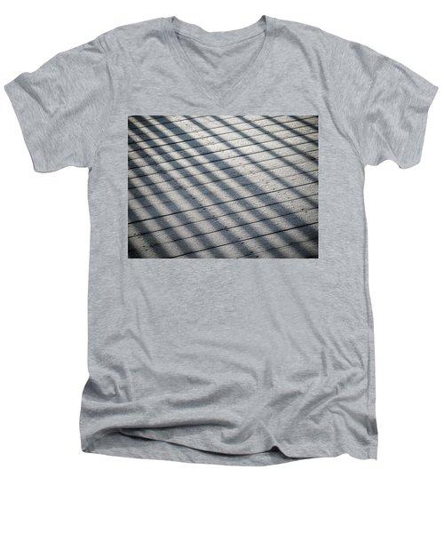 Frosty Irish Morning Men's V-Neck T-Shirt