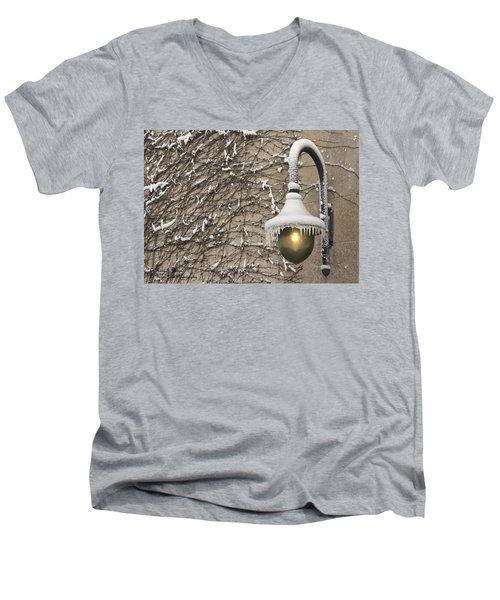 Frozen Illumination Men's V-Neck T-Shirt