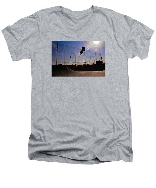 Gap Men's V-Neck T-Shirt by Joel Loftus