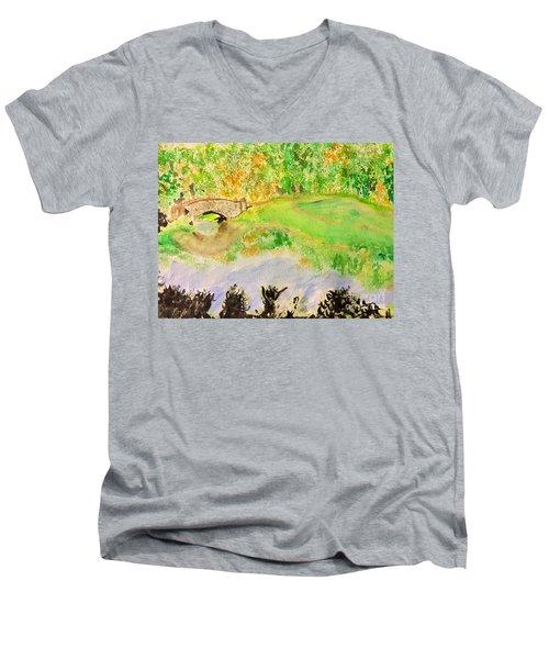 Gapstow Men's V-Neck T-Shirt