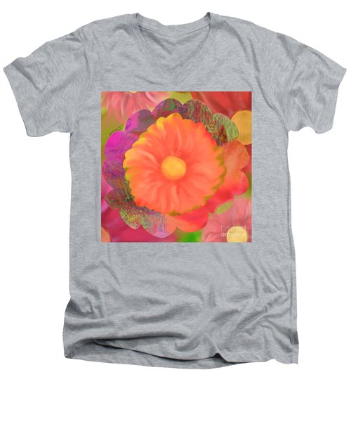 Garden Party IIi Men's V-Neck T-Shirt