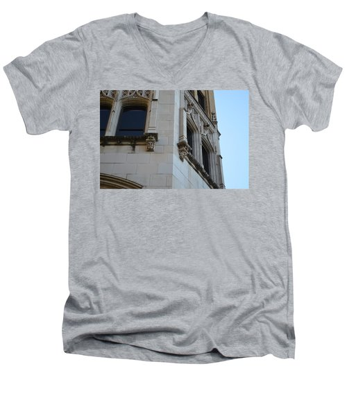 Gargoyles Men's V-Neck T-Shirt
