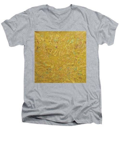 Gems And Sand Men's V-Neck T-Shirt