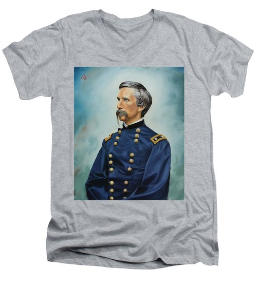 General Joshua Chamberlain Men's V-Neck T-Shirt