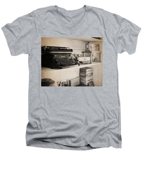 General Store Men's V-Neck T-Shirt
