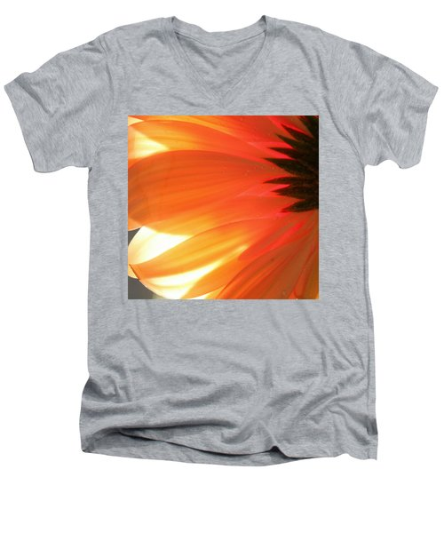 Gentle Flame Men's V-Neck T-Shirt
