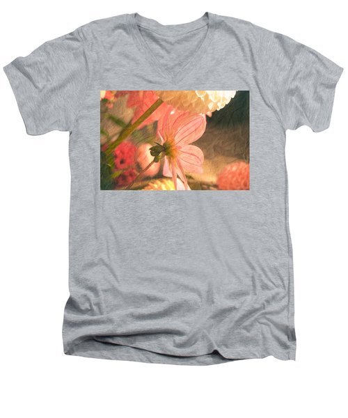 Gentleness Men's V-Neck T-Shirt