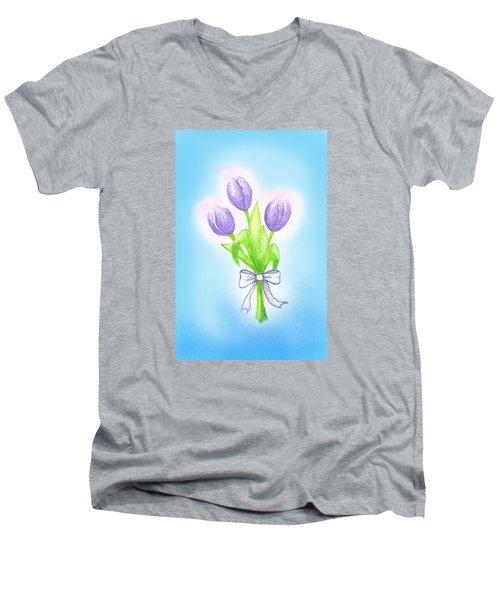 Gift Men's V-Neck T-Shirt