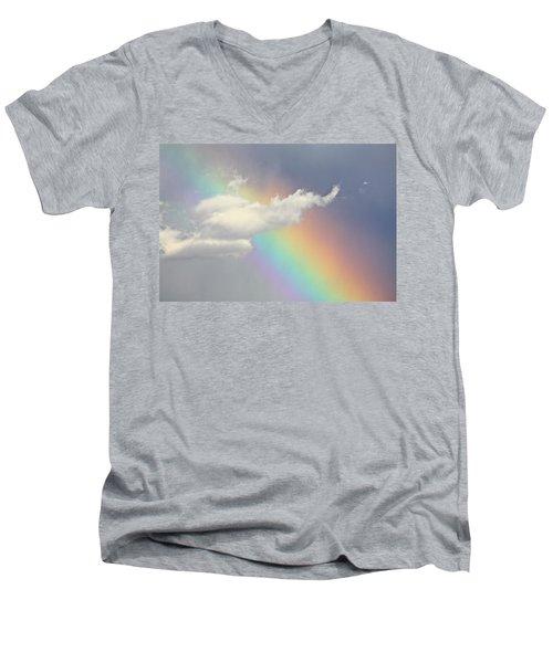 God's Art Men's V-Neck T-Shirt
