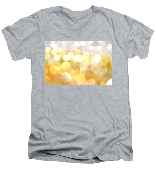 Gold On The Ceiling Men's V-Neck T-Shirt