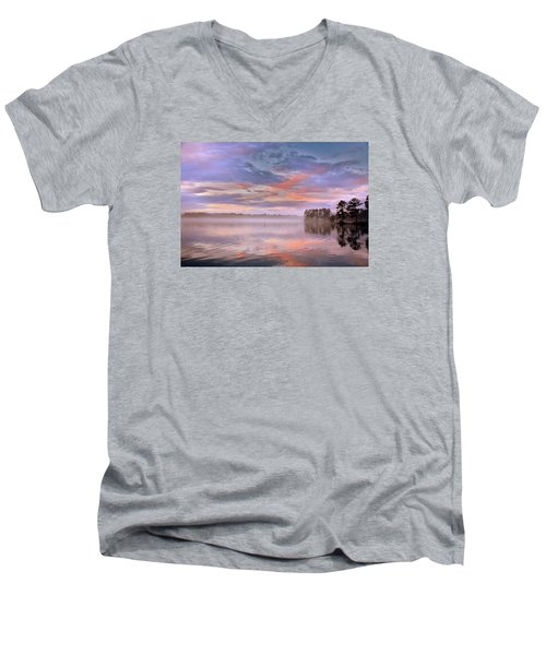 Good Morning Men's V-Neck T-Shirt
