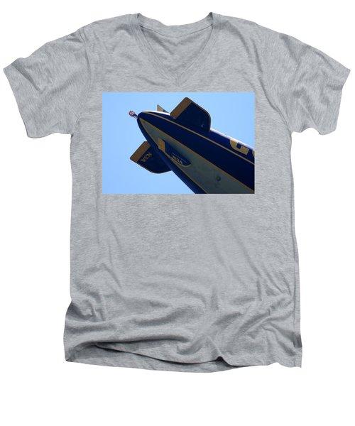 Good Year Blimp N3a Men's V-Neck T-Shirt