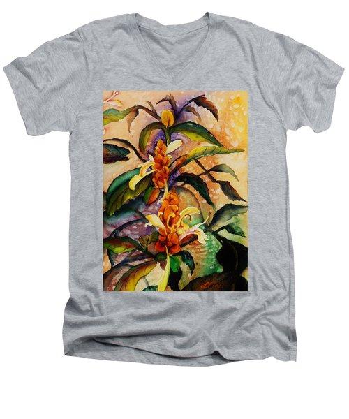 Goodbye To Summer Men's V-Neck T-Shirt