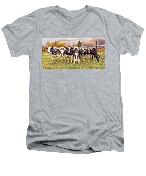 Got Grain? Men's V-Neck T-Shirt