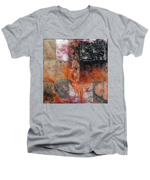 Grace And Chaos Men's V-Neck T-Shirt