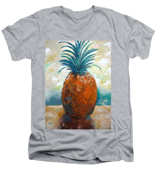 Graciousness					 Men's V-Neck T-Shirt by Gary Smith