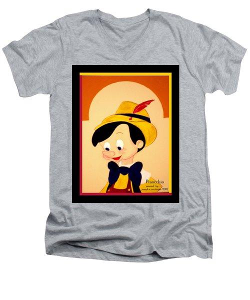 Grant My Wish - Please Men's V-Neck T-Shirt