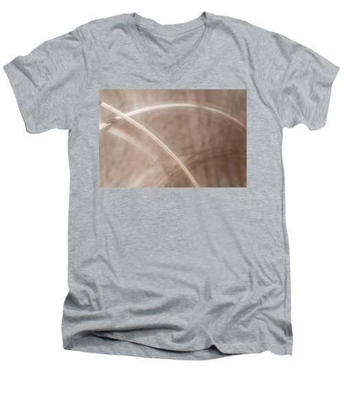 Grass - Abstract 2 Men's V-Neck T-Shirt