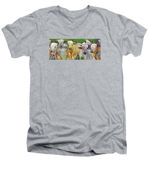 The Gathering, Cattle   Men's V-Neck T-Shirt