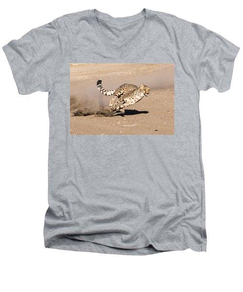 Guided Missile Men's V-Neck T-Shirt