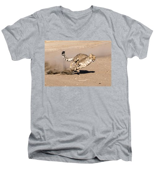 Guided Missile Men's V-Neck T-Shirt