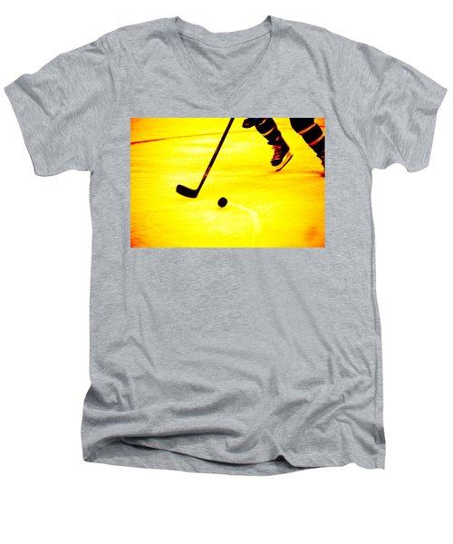 Handling It Men's V-Neck T-Shirt