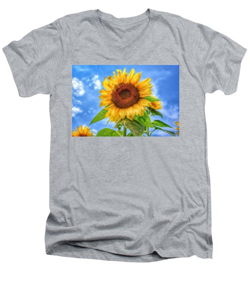 Happiness Is...... Men's V-Neck T-Shirt