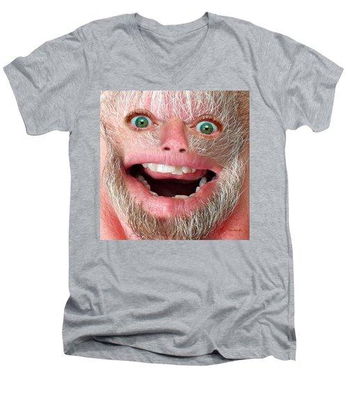 Happy Harry Men's V-Neck T-Shirt