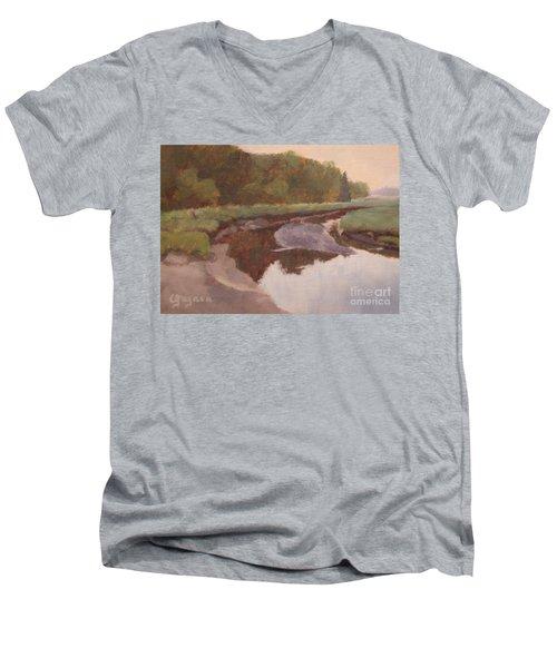 Hazy Day Men's V-Neck T-Shirt