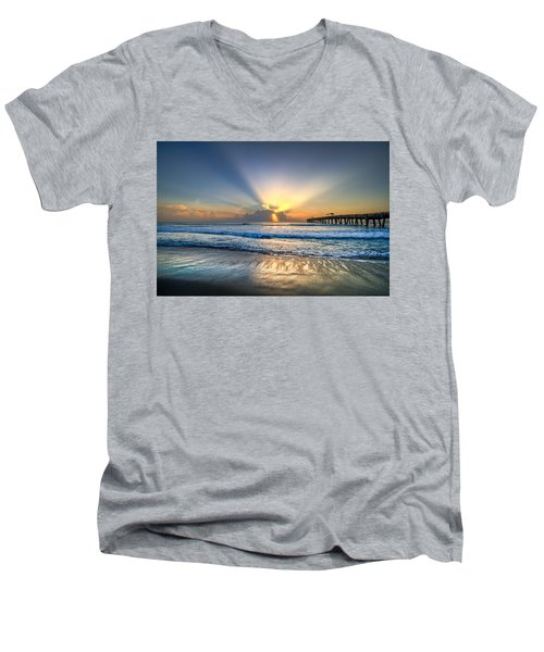 Heaven's Door Men's V-Neck T-Shirt