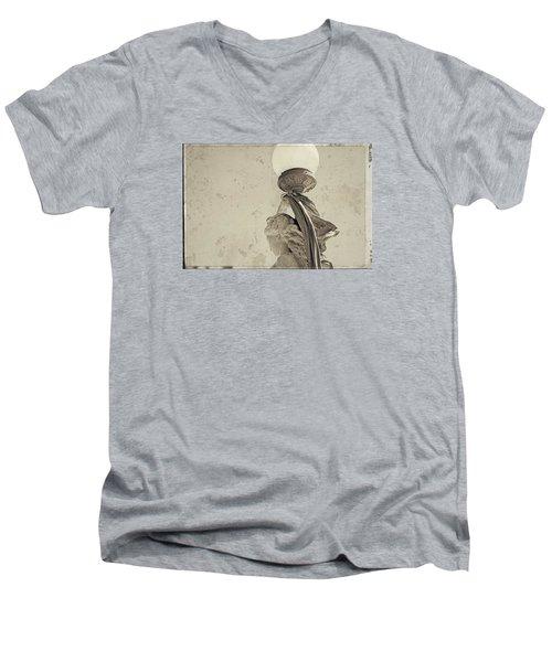Held High Men's V-Neck T-Shirt