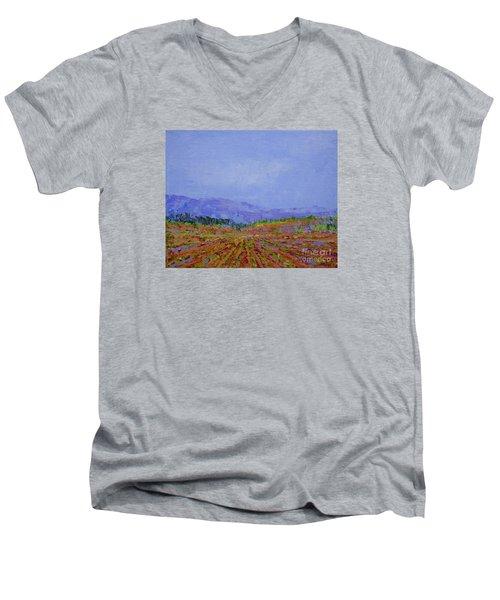 Henderson Farm Men's V-Neck T-Shirt