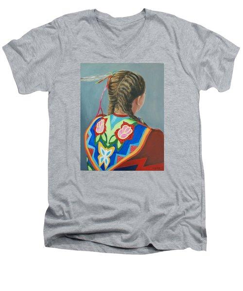 Heritage Men's V-Neck T-Shirt