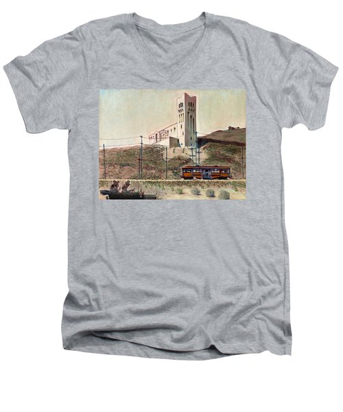 Highland Park 1914 Men's V-Neck T-Shirt