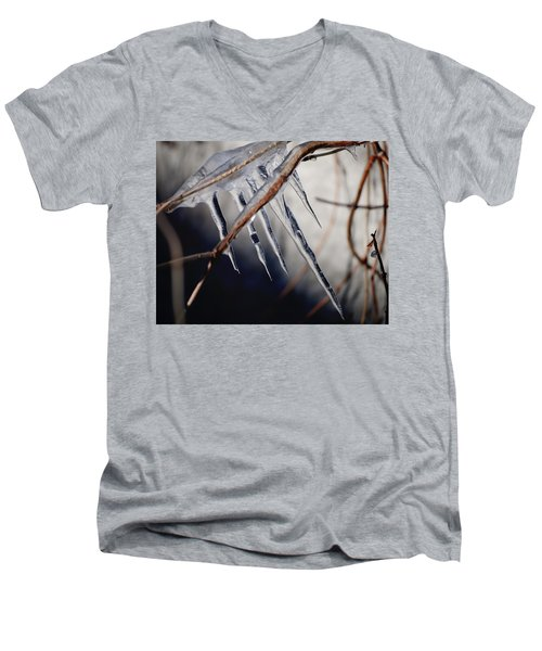 His Biting Touch Men's V-Neck T-Shirt