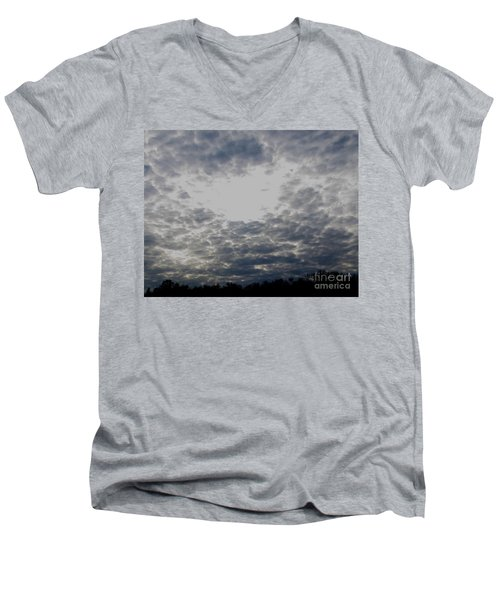 Hole In The Sky Men's V-Neck T-Shirt