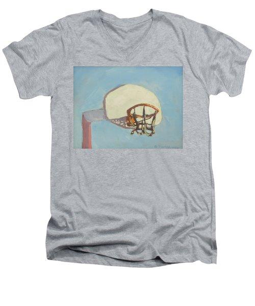 Hoop Dreams Men's V-Neck T-Shirt