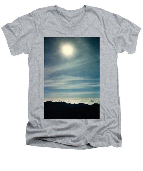 House Of The Sun Men's V-Neck T-Shirt