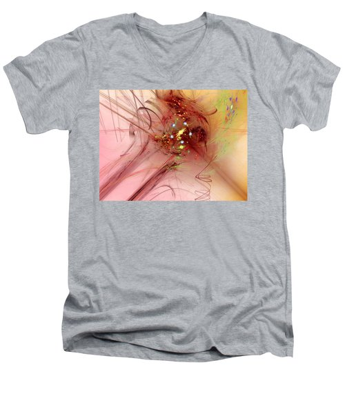 Human After All Men's V-Neck T-Shirt