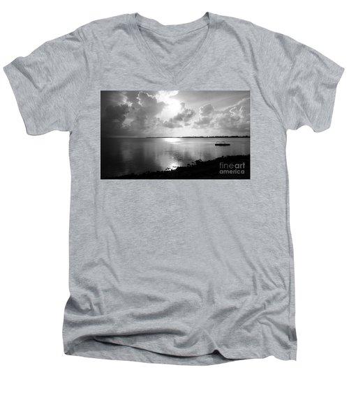 Hurry Sundown Men's V-Neck T-Shirt