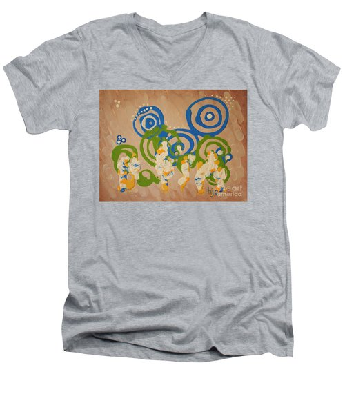 I Read The Urantia Book Men's V-Neck T-Shirt