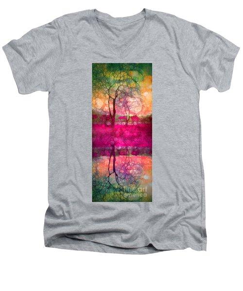 I Will Colour You Back Into My Life Men's V-Neck T-Shirt
