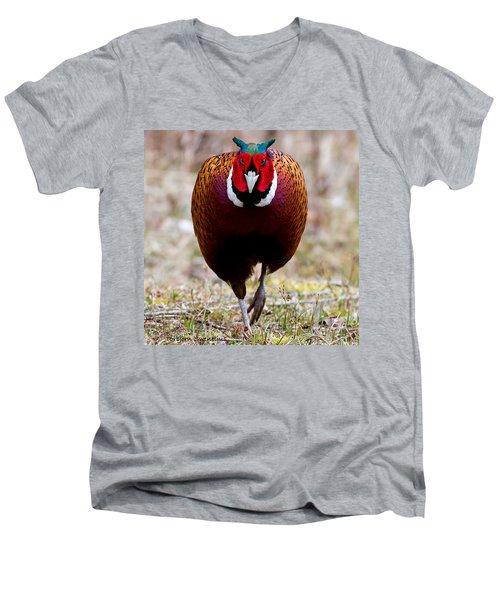 I'm Coming To Get You Men's V-Neck T-Shirt