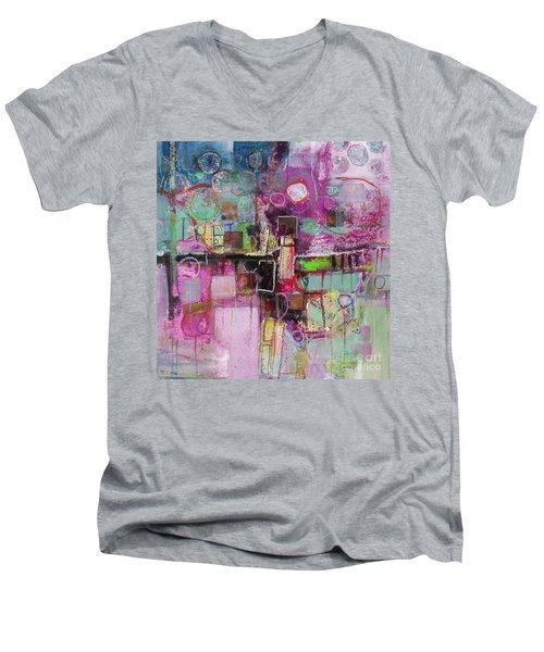 Impromptu Men's V-Neck T-Shirt