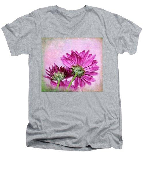 In Reverse Men's V-Neck T-Shirt